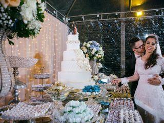 O casamento de Isabella Sarom e Jonathan Rodrigues