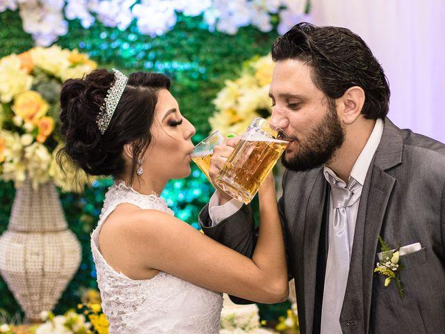O casamento de Sheyla e Valdinei