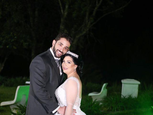 O casamento de Dani e João