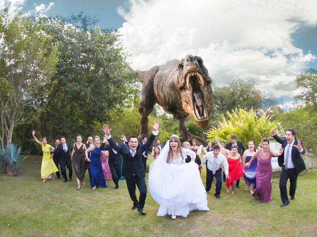 O casamento de Juliane e Igor
