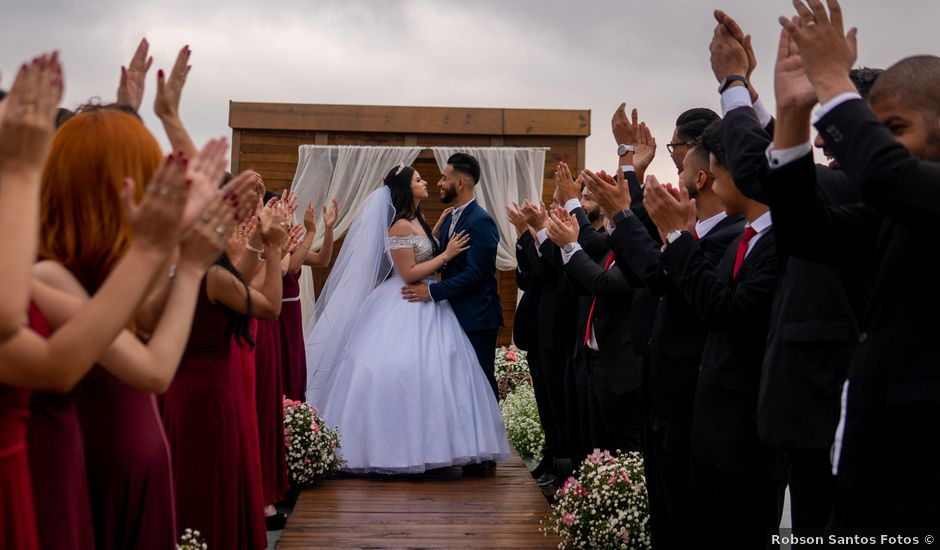 O casamento de Jhonatan e Barbara em São Paulo, São Paulo