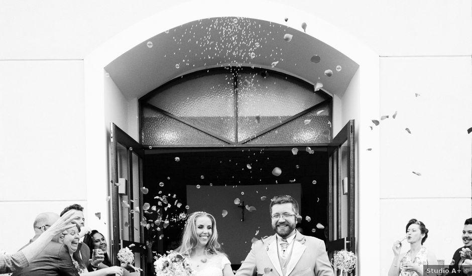 O casamento de Stuart e Luiza em Curitiba, Paraná