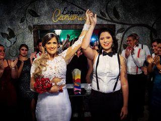 O casamento de Jessica  e Priscila