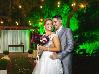 O casamento de Ingrid Junges e Thiago Teves 3