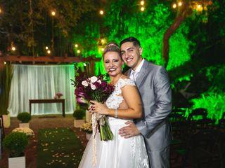O casamento de Ingrid Junges e Thiago Teves