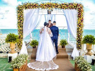 O casamento de Tuany e Yan