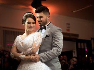 O casamento de Alana e Natanael 2