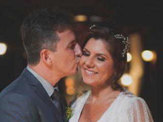 O casamento de Léia  e Edmilson 1