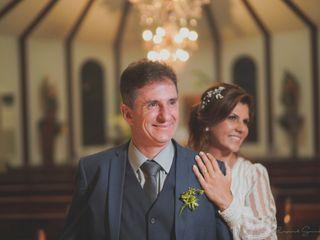 O casamento de Léia  e Edmilson