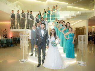 O casamento de Tais e Caio