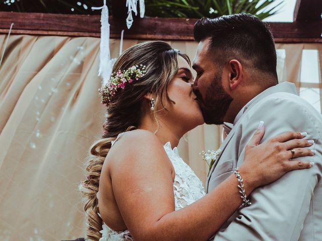 O casamento de Andressa e Irom