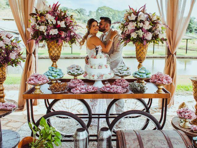 O casamento de Irom e Andressa em Anápolis, Goiás 70
