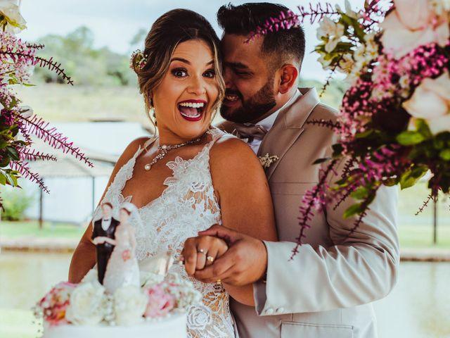 O casamento de Irom e Andressa em Anápolis, Goiás 74