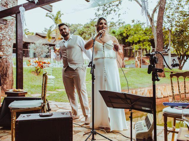 O casamento de Irom e Andressa em Anápolis, Goiás 90