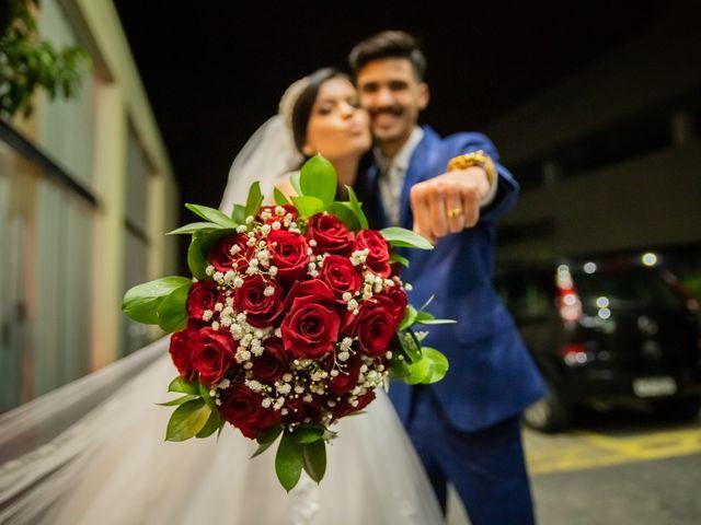 O casamento de Letícia e Vinícius