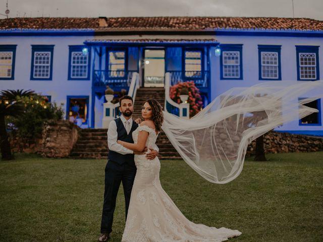 O casamento de Tays e Fábio