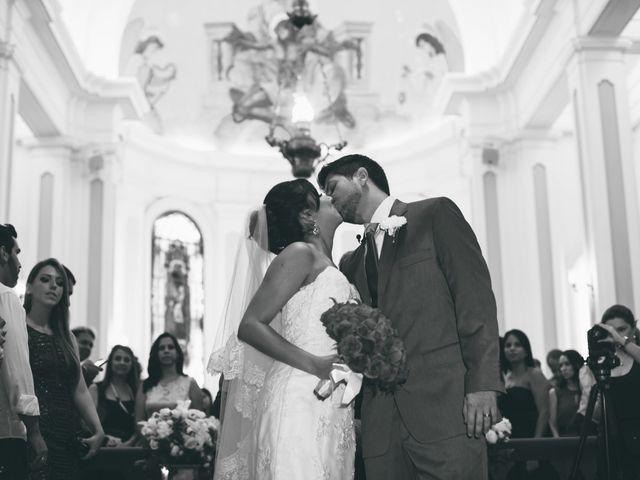 O casamento de Vivian e Luiz Claudio