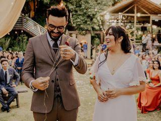O casamento de Ana Paula e Lucas William