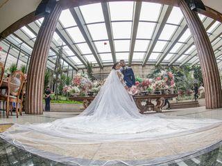 O casamento de Deise e Edsandro