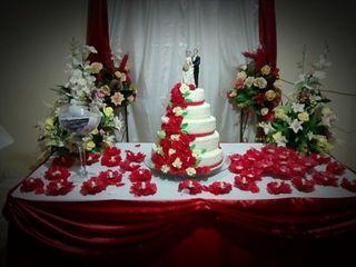 O casamento de Maria e Wiris 2