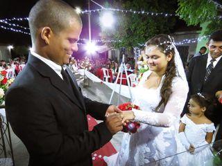 O casamento de Maria e Wiris