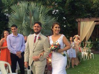 O casamento de Carla  e Danilo