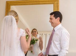 O casamento de Amanda e Carlos Filipe 1