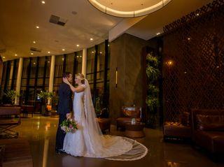 O casamento de Amanda e Carlos Filipe