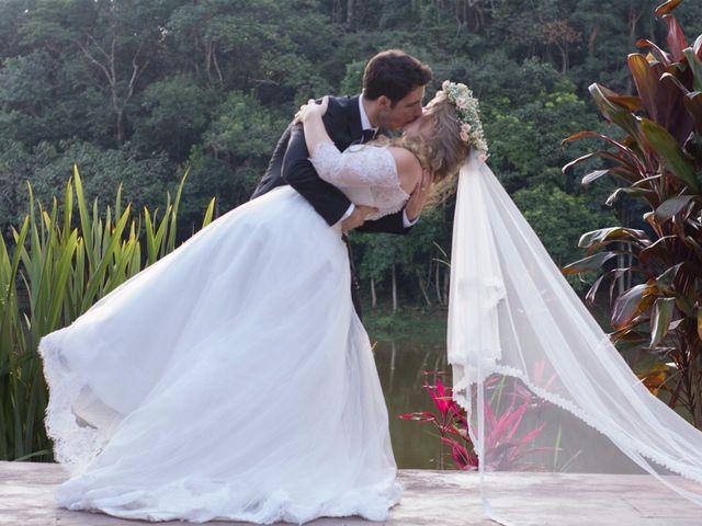 O casamento de Ingrid e Felipe