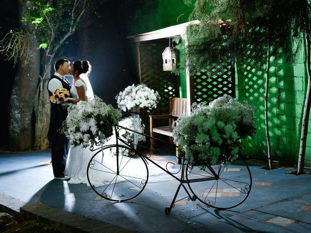 O casamento de Tathy e Carllos
