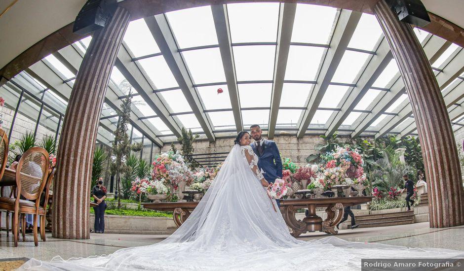 O casamento de Edsandro e Deise em São Paulo, São Paulo