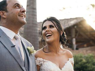 O casamento de Karine e Oldair