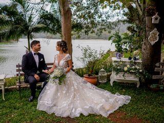 O casamento de Priscilla e Paul