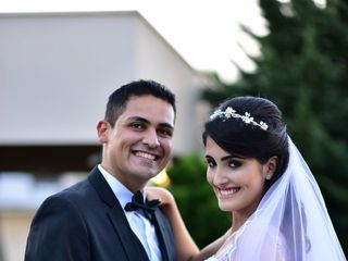 O casamento de Dryelly e Fabio 1