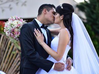 O casamento de Dryelly e Fabio