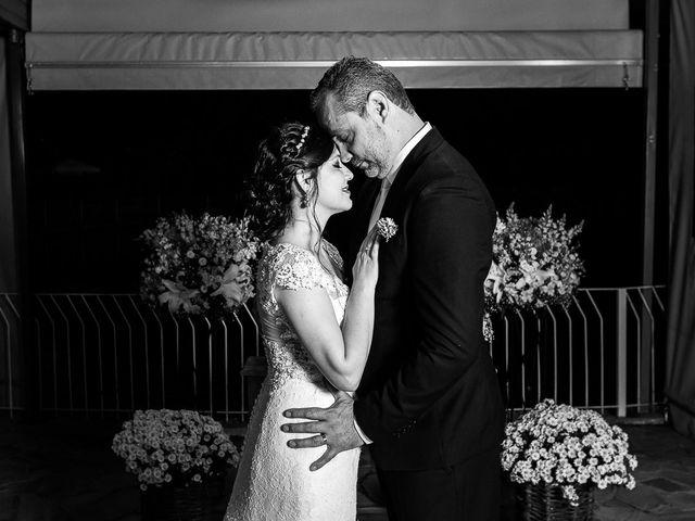 O casamento de Aline e Marcello