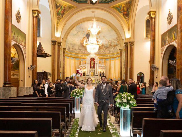 O casamento de Debora e Cristopher