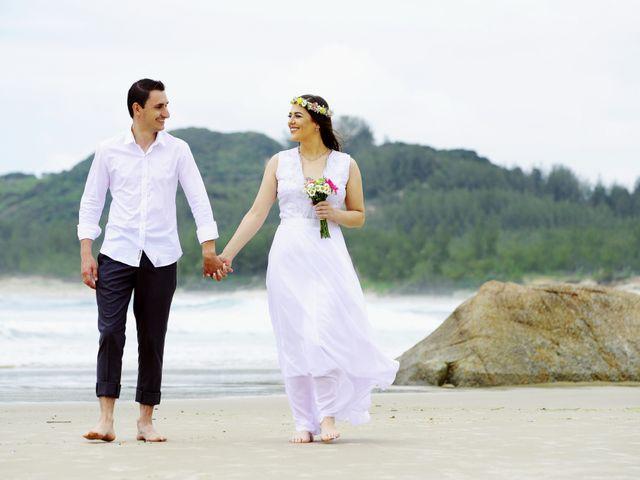O casamento de Anelise e Eduardo