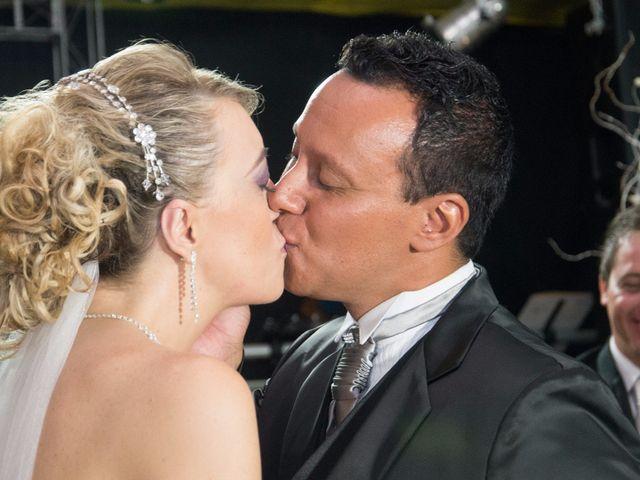 O casamento de Katia e Fernando