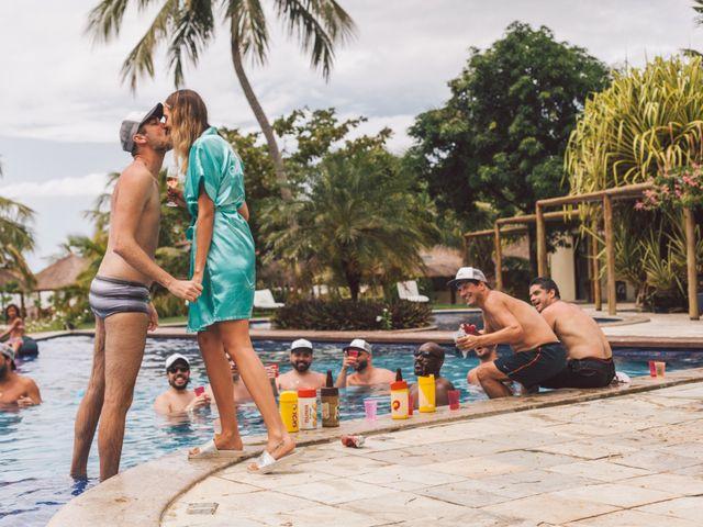 O casamento de Diego e Beatriz em Tamandaré, Pernambuco 5