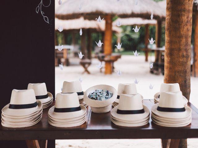 O casamento de Diego e Beatriz em Tamandaré, Pernambuco 14