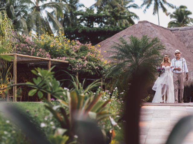 O casamento de Diego e Beatriz em Tamandaré, Pernambuco 26