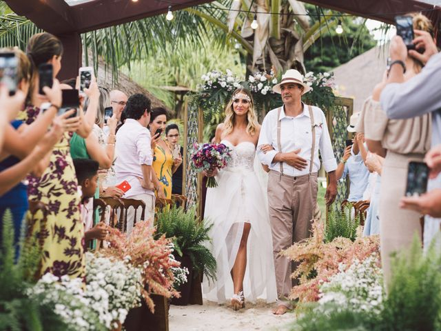 O casamento de Diego e Beatriz em Tamandaré, Pernambuco 27