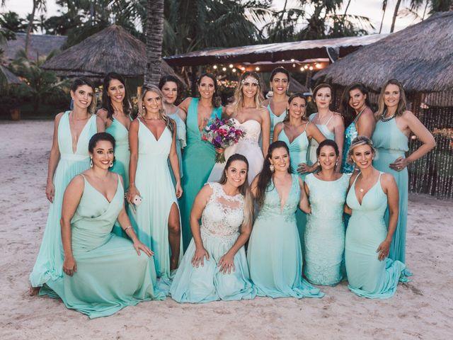 O casamento de Diego e Beatriz em Tamandaré, Pernambuco 44