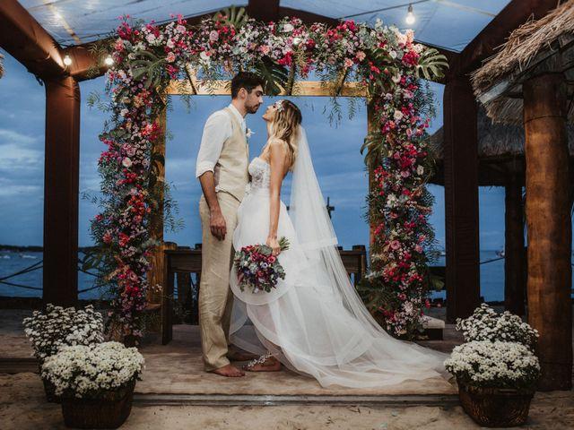 O casamento de Diego e Beatriz em Tamandaré, Pernambuco 45