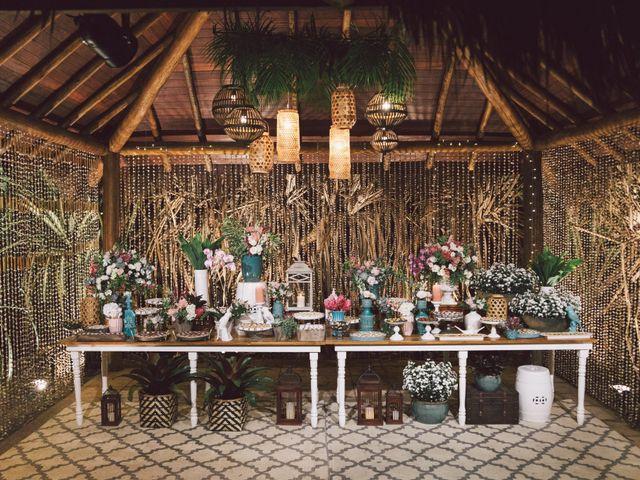 O casamento de Diego e Beatriz em Tamandaré, Pernambuco 53