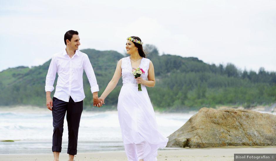 O casamento de Eduardo e Anelise em Bom Jesus, Rio Grande do Sul