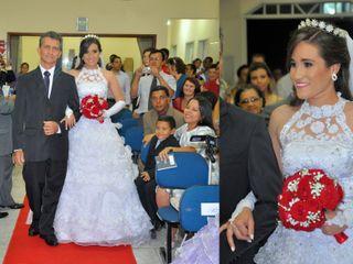 O casamento de Keyna e Junior 2