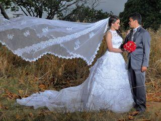 O casamento de Keyna e Junior