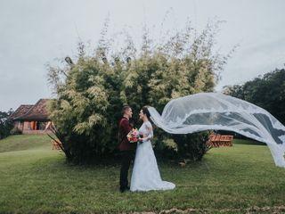 O casamento de Jacqueline Vogt Soares e Edirlan Carlos Soares